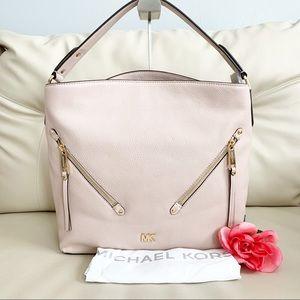 NWT Michael Kors Evie Hobo Bag